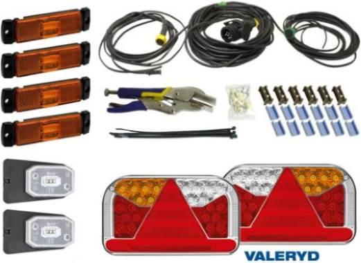 Leia mais sobre Sistema elétrico e iluminação do reboque